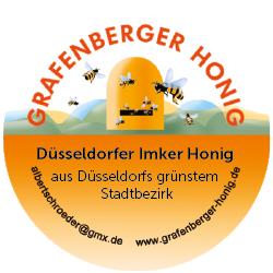Logo von Grafenberger Honig